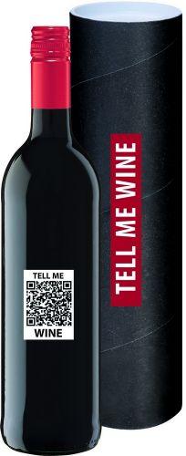 Tell me Wine als Werbeartikel