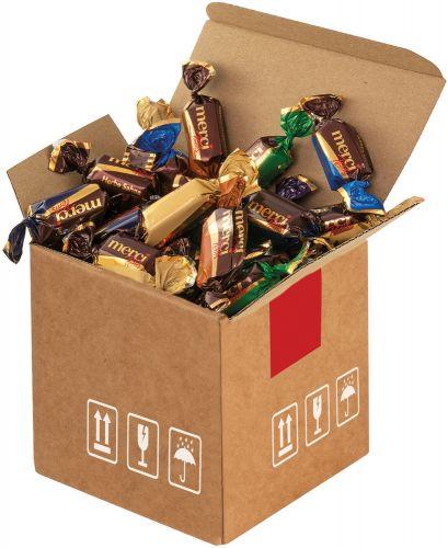 Präsentset Mini-Cargo Merci als Werbeartikel