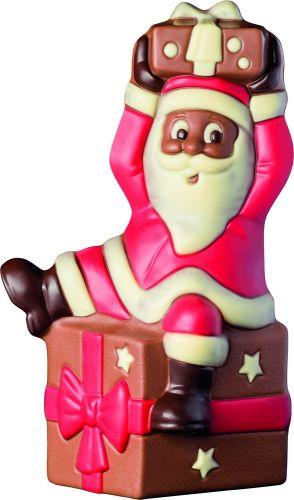 XXL Weihnachtsmann als Werbeartikel