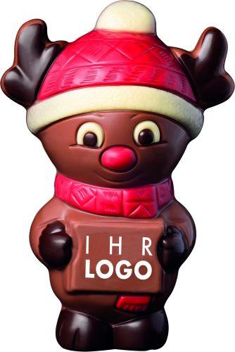 Rentier Rudi - individuell als Werbeartikel