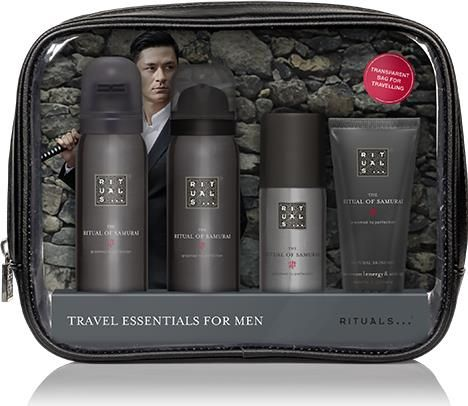 The Ritual of Samurai Travel Essentials Set als Werbeartikel