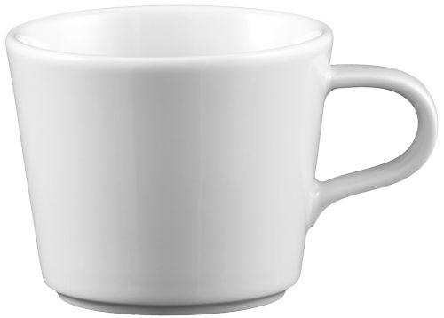 Obere zur Kaffeetasse 1 0,18 ltr. Konisch als Werbeartikel