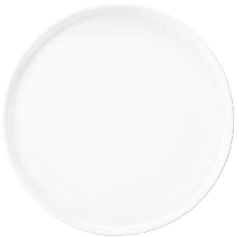 Teller flach rund 21 cm M5397-21 als Werbeartikel