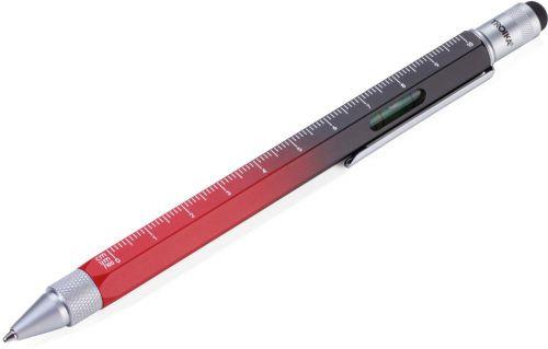 TROIKA Multitasking-Kugelschreiber CONSTRUCTION als Werbeartikel