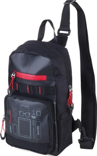 TROIKA Crossbody Rucksack Cross Bag als Werbeartikel