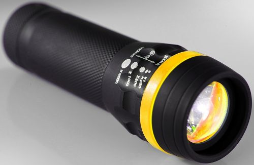 LED-Taschenlampe Rubby als Werbeartikel