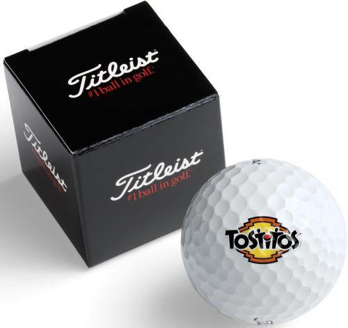 Titleist 1er Ballverpackung als Werbeartikel