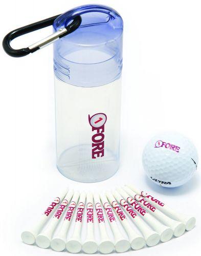 Golfball Geschenkset 1 als Werbeartikel