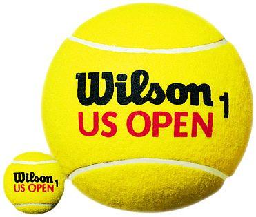Wilson U.S. Open Giant 9inch Tennisball als Werbeartikel