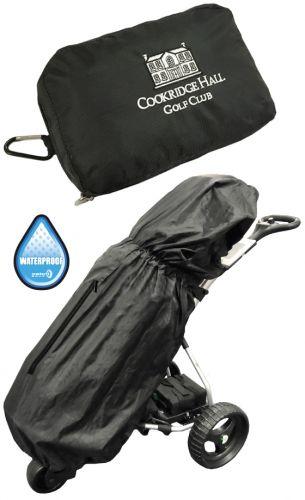 Regenschutz für Golftasche als Werbeartikel