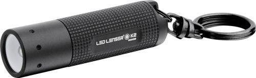 Taschenlampe LED Lenser® K2, High Performance Line, K-Serie, 4 x AG13 als Werbeartikel