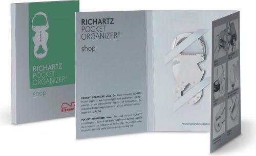 Richartz Multitool POCKET ORGANIZER shop als Werbeartikel