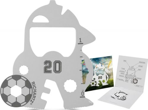 Multitool Richartz Key Tool bob junior champ als Werbeartikel