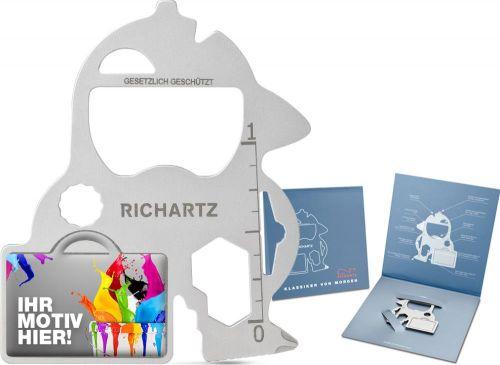 Multitool Richartz Key Tool bob junior als Werbeartikel