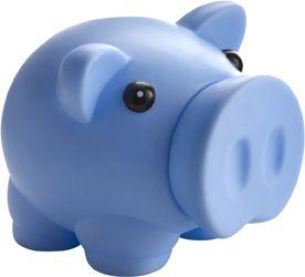 Sparschwein Piggy als Werbeartikel
