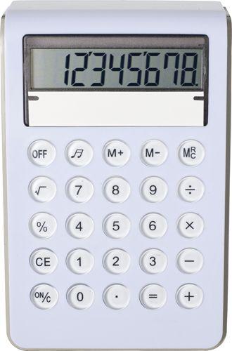 Taschenrechner Berny als Werbeartikel