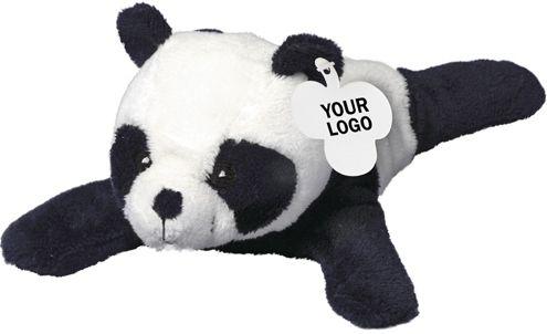 Plüsch-Panda Nero als Werbeartikel