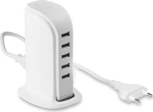 5 Ports USB Hub als Werbeartikel
