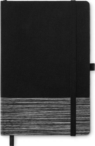 DIN A5 Notizbuch mit Stiftschlaufe als Werbeartikel