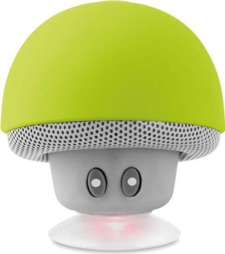 Pilzförmiger Bluetooth Lautsprecher als Werbeartikel