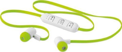 Bluetooth Ohrhörer 4.2 mit Lautstärkeregler als Werbeartikel