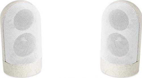 Bluetooth 5.0 Lautsprecher Set als Werbeartikel