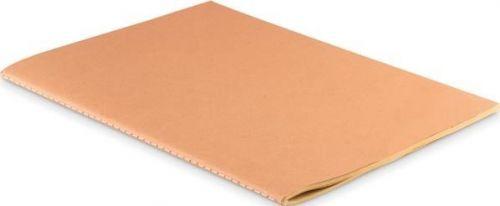 DIN A4 Notizbuch mit Pappcover als Werbeartikel