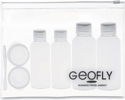 Kosmetiktasche Airpro als Werbeartikel