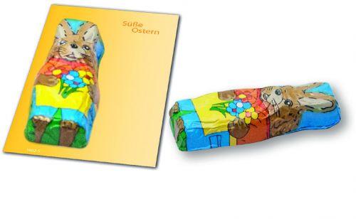 Karte Süße Ostern als Werbeartikel