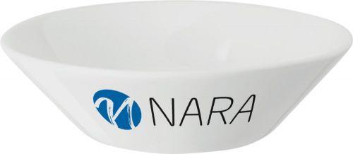 Zuckerschälchen Nara 97 mm als Werbeartikel