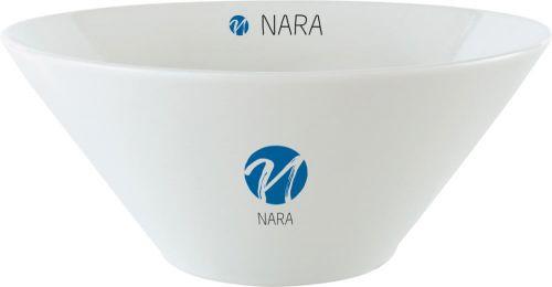 Schale Nara L 203 mm - 0,84 l als Werbeartikel