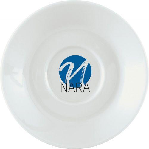 Cappuccinountertasse Nara als Werbeartikel