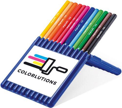 STAEDTLER Farbstifte ergosoft® als Werbeartikel