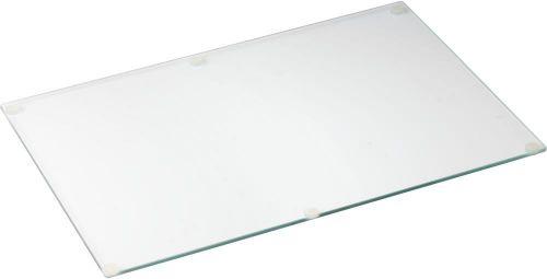 Schneidbrett aus Glas Meal XXL als Werbeartikel