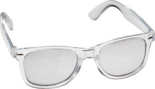 Sonnenbrille Blues silver als Werbeartikel