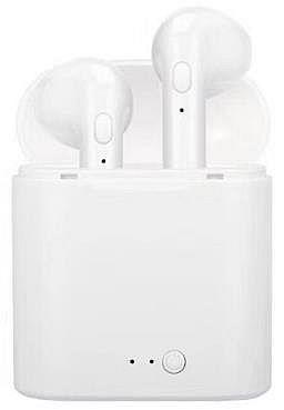 Bluetooth In-Ear Kopfhörer 55 mAh als Werbeartikel