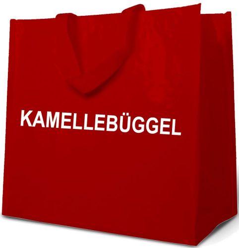 Kamellebüggel - Tasche für Karneval als Werbeartikel als Werbeartikel