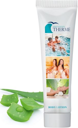 Aloe Vera Body Lotion, 20 ml als Werbeartikel
