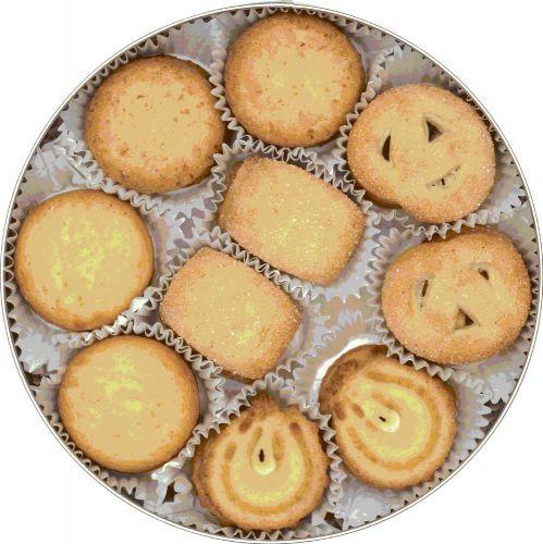Dänische Butterkekse Original Butter 450g als Werbeartikel
