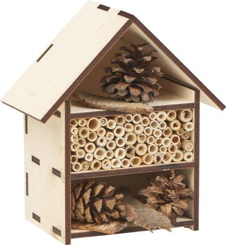 Insektenhotel Bella als Werbeartikel