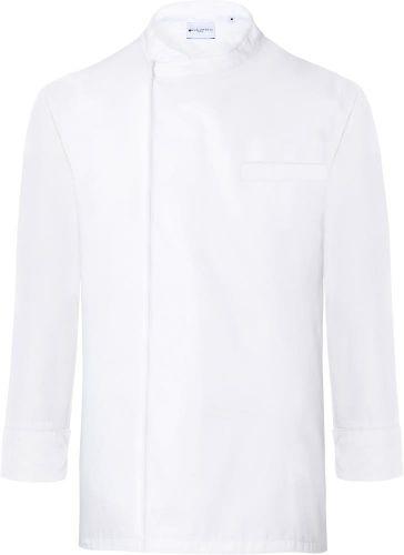 Überwurf-Kochhemd Basic Langarm als Werbeartikel