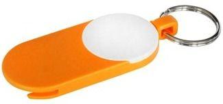 Schlüsselanhänger mit Chip Cover als Werbeartikel