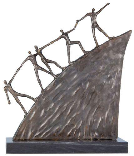 Skulptur Weg nach vorn als Werbeartikel