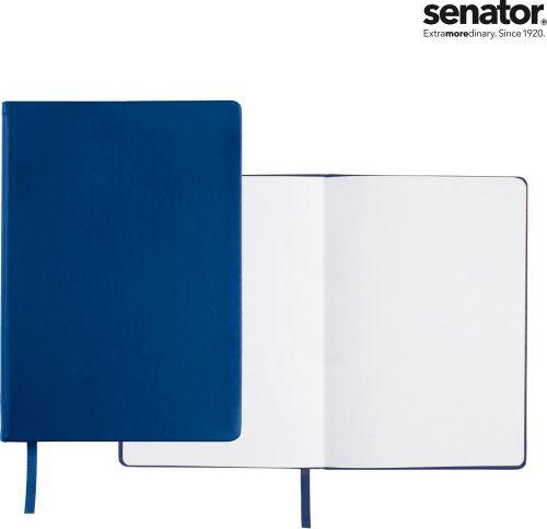 Senator Notizbuch Soft als Werbeartikel