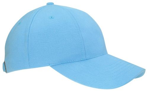 Baseball-Cap Turned Brushed als Werbeartikel