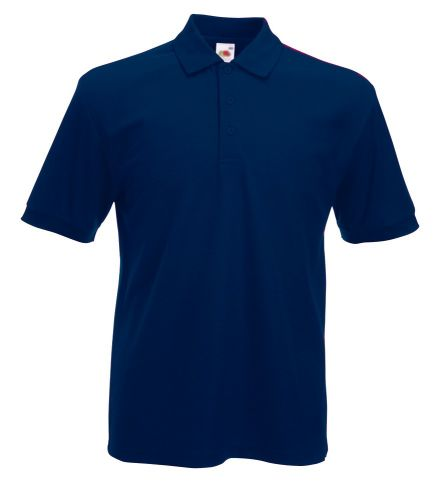 Heavy Polo-Shirt Fruit of the Loom 65/35 als Werbeartikel
