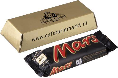Golbarren Mars als Werbeartikel