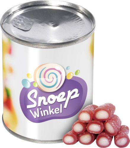 Dose Erdbeer Bleistifte als Werbeartikel