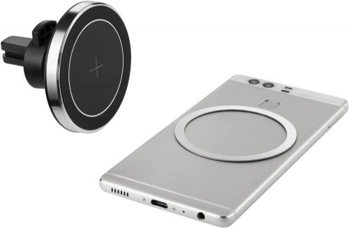 Charger Hold N Click Wireless Metmaxx® als Werbeartikel