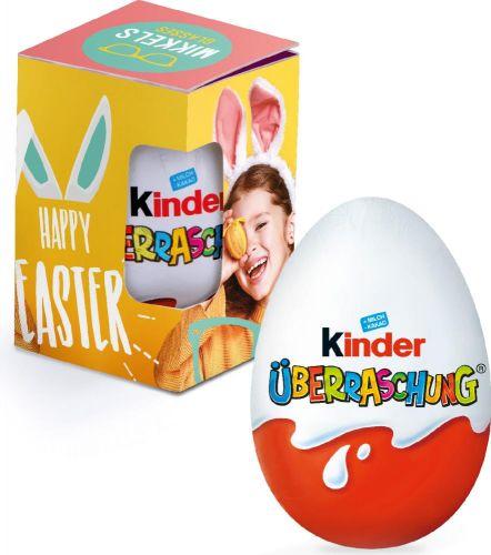 Kinder Überraschung als Werbeartikel